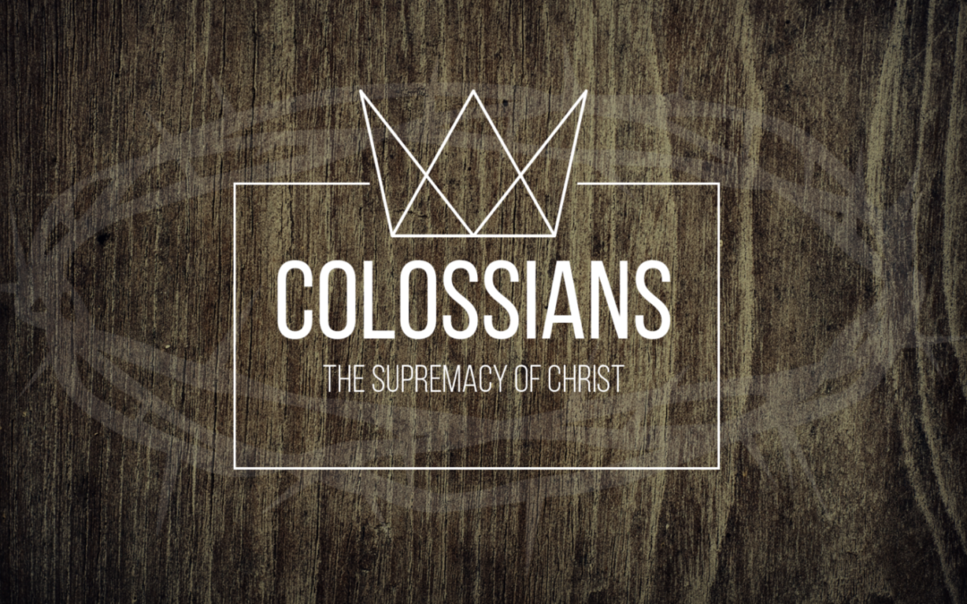 Colossians 1