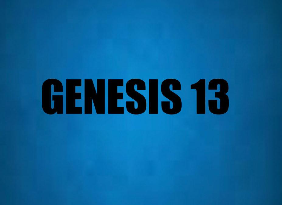 Genesis 13
